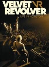 VELVET REVOLVER  - DVD LIVE IN HOUSTON - NTSC