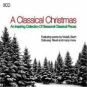 VARIOUS  - 3xCD CLASSICAL CHRISTMAS