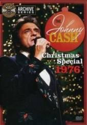 CASH JOHNNY  - DVD CHRISTMAS SPECIAL 1976