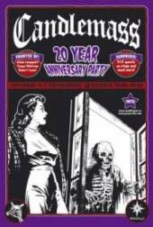 CANDLEMASS  - DVD 20 YEARS ANNIVERSARY PARTY