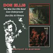 ELLIS DON  - 2xCD GOES UNDERGROUND / AT FILLMORE