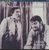 LASICA & SATINSKY  - CD CIBULA NA MASTI