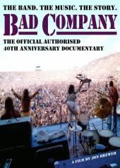 BAD COMPANY/JON BREWER  - DVD BAD COMPANY