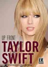 TAYLOR SWIFT  - DVD UP FRONT