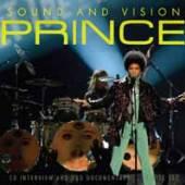 PRINCE  - CD SOUND AND VISION (CD+DVD)
