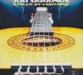 SIMMONDS KIM  - CD STRUCK BY LIGHTNING