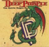 DEEP PURPLE  - 2xCD BATTLE RAGES ON...