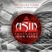 ASIA FEAT JOHN PAYNE  - CD RECOLLECTIONS: A ..