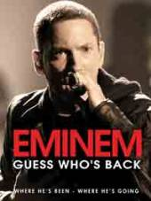 DOCUMENTARY  - DVD EMINEM - GUESS WHO'S BACK