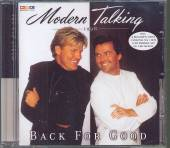 MODERN TALKING  - CD BACK FOR GOOD