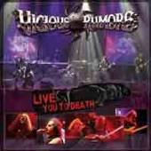 VICIOUS RUMORS  - CD LIVE YOU TO DEATH
