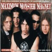 MONSTER MAGNET  - CD MAXIMUM MONSTER MAGNET