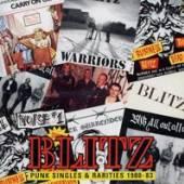 BLITZ  - CD PUNK SINGLES 1980-83