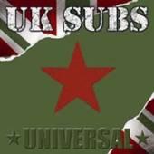 UK SUBS  - CD UNIVERSAL