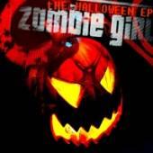ZOMBIE GIRL  - CD HALLOWEEN EP