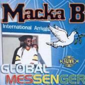 MACKA B  - CD GLOBAL MESSENGER