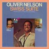 OLIVER NELSON  - CD SWISS SUITE