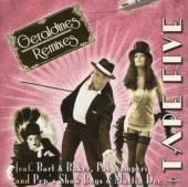 TAPE FIVE  - CD GERALDINE REMIXES