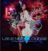 VARIOUS  - CD LATE NIGHT LOUNGE