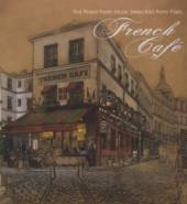 VARIOUS  - 2xCD FRENCH CAFE