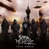 FETZ DARKO  - CD LOTTA MEDIEVALE