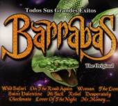 BARRABAS  - CD MASTERS COLLECTION
