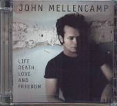 MELLENCAMP JOHN C.  - 2xCD+DVD LIFE, DEATH, LOVE AND FREE
