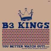 B3 KINGS  - CD CELLAR LIVE CHRISTMAS