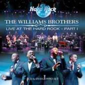 WILLIAMS BROTHERS  - CD+DVD LIVE AT THE H..