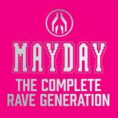 MAYDAY  - 4xCD COMPLETE RAVE GENERATION
