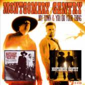 GENTRY MONTGOMERY  - CD MY TOWN / YOU DO YOUR THING