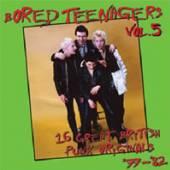 VARIOUS  - CD BORED TEENAGERS VOL.5