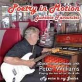WLLIAMS PETER  - CD POETRY IN MOTION