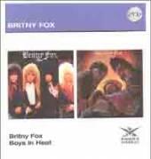 BRITNY FOX  - CD+DVD BRITNY FOX / BOYS IN HEAT