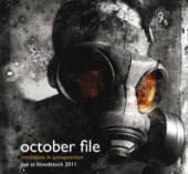 OCTOBER FILE  - CD+DVD RENDITIONS IN..