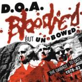 DOA  - VINYL BLOODIED BUT U..