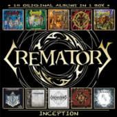 CREMATORY  - CD INCEPTION (10CD)