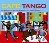 VARIOUS  - 3xCD CAFE TANGO