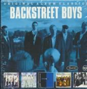 BACKSTREET BOYS  - 5xCD ORIGINAL ALBUM CLASSICS
