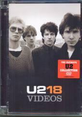 U2  - DVD U218 SINGLES