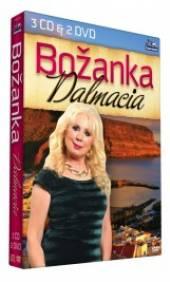 BOZANKA  - 5xCD+DVD DALMACIA