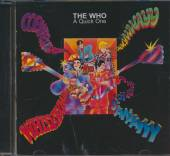 WHO  - CD A QUICK ONE =REMASTERED=