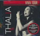 THALIA  - CD THALIA OVIVA TOURO [EN VIVO]
