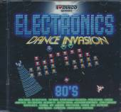 VARIOUS  - 2xCD ELECTRONICS DANCE..