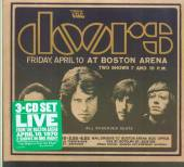 DOORS  - 3xCD LIVE IN BOSTON 1970