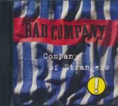 BAD COMPANY  - CD COMPANY OF STRANGERS