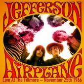 JEFFERSON AIRPLANE  - CD LIVE AT THE FILLMORE