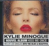 MINOGUE KYLIE  - CD KISS ME ONCE
