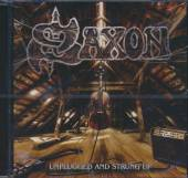 SAXON  - CD UNPLUGGED AND STRUNG UP