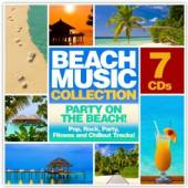 VARIOUS  - 7xCD BEACH MUSIC COLLECTION